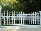 install wrought Iron fence in Deerpark, Houston, Texas