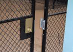 Electronic High Security Safety Gate Locks For Fence