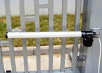 install residential, commercial swing gate operators in Houston, TX